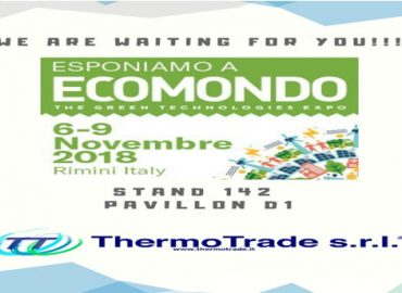 Ecomondo Fair 2018